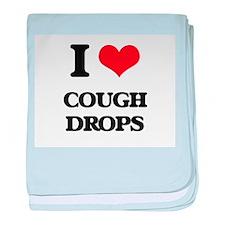 cough drops baby blanket