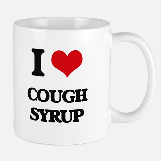cough syrup Mugs