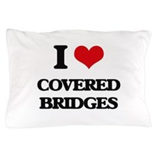 covered bridges Pillow Case