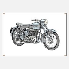 Motorcycle Banner