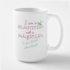 I am a beautician Mugs