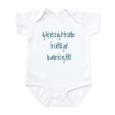 Sandbox Infant Bodysuit