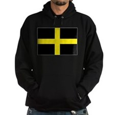 St Davids Cross Flag Hoody