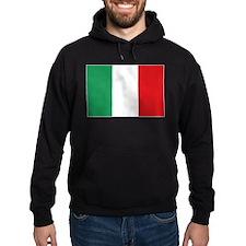 Italy Flag Hoodie
