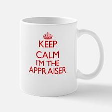 Keep calm I'm the Appraiser Mugs