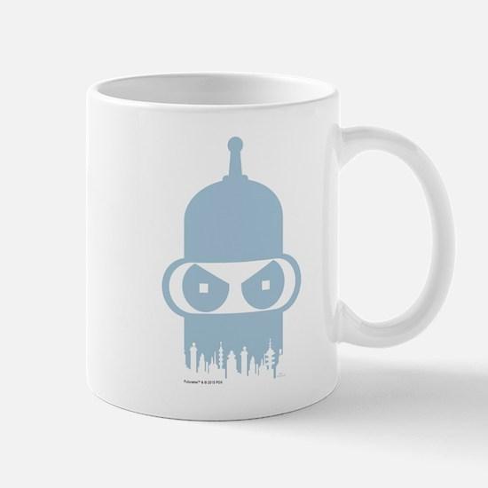 Futurama Bender City Mug