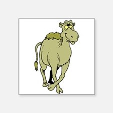 Cartoon Camel Sticker