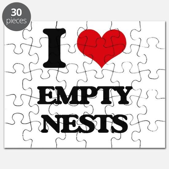 empty nests Puzzle
