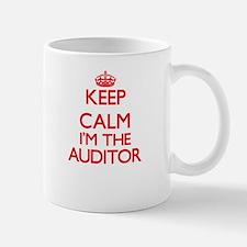 Keep calm I'm the Auditor Mugs