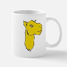 Camel Head Mugs