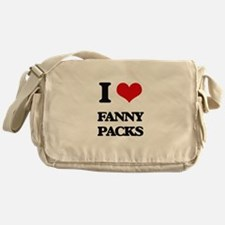 fanny packs Messenger Bag