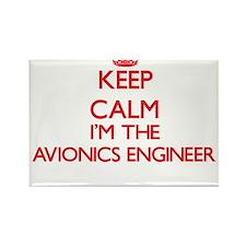 Keep calm I'm the Avionics Engineer Magnets