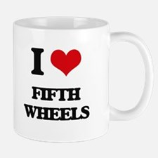 fifth wheels Mugs