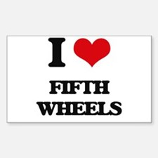 fifth wheels Decal