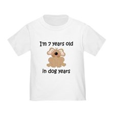 1 dog years 5 T-Shirt