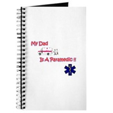 My Dad Is A Paramedic Journal