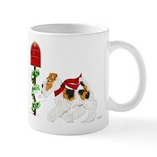 Christmas Wire Mail Mug