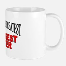 """""""The World's Greatest Youngest Sister"""" Mug"""