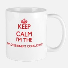 Keep calm I'm the Employee Benefit Consultant Mugs
