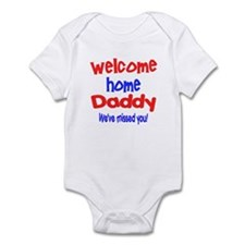 missed you-dad Body Suit
