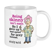 Aunty Acid: Sexy Skinny Mug