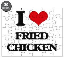 fried chicken Puzzle