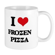frozen pizza Mugs
