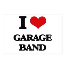 garage band Postcards (Package of 8)