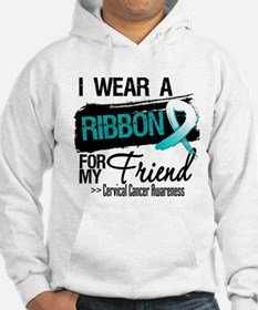 Friend Cervical Cancer Hoodie