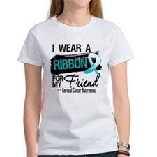 Friend Cervical Cancer T-Shirt