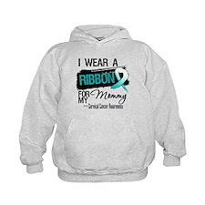 Mommy Cervical Cancer Hoodie