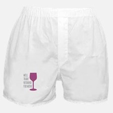 Husband For Wine Boxer Shorts
