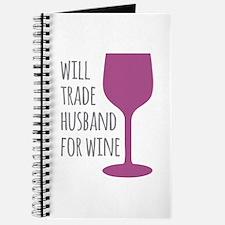 Husband For Wine Journal