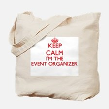 Keep calm I'm the Event Organizer Tote Bag