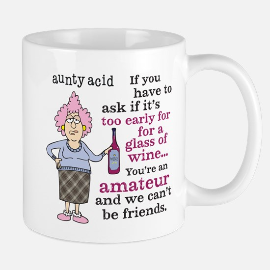 Aunty Acid: Amateur Mug