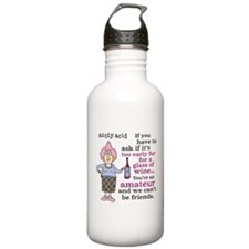 Aunty Acid: Amateur Water Bottle