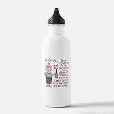 Aunty Acid: Amateur Water Bottle