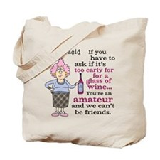 Aunty Acid: Amateur Tote Bag