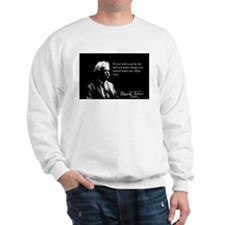 Unique Twain Sweatshirt
