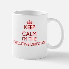 Keep calm I'm the Executive Director Mugs