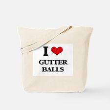 gutter balls Tote Bag