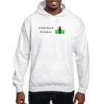 Irish Beer Drinker Hooded Sweatshirt