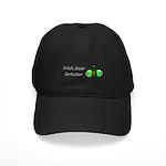Irish Beer Drinker Black Cap