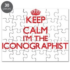 Keep calm I'm the Iconographist Puzzle