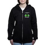 Irish Beer Drinker Women's Zip Hoodie