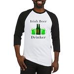 Irish Beer Drinker Baseball Jersey