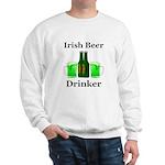 Irish Beer Drinker Sweatshirt