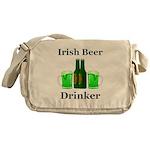 Irish Beer Drinker Messenger Bag
