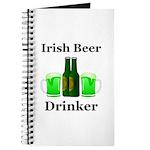 Irish Beer Drinker Journal