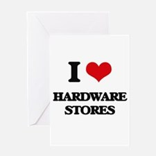 hardware stores Greeting Cards